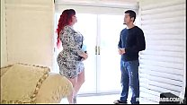 Screenshot Redhead PAWG  Marcy Diamond Fucks Young Stud