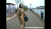 Naked Exhibi tionist In Public