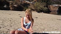 Screenshot Petite Amate ur Teen Girl Gives A Blowjob