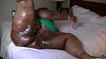 Superstarxxx  big oiled up booty bbd