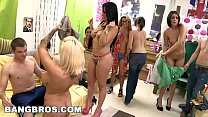 Screenshot BANGBROS - D orm Invasion with Diamond Kitty, Ly...