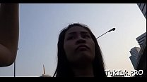 Screenshot Thai beauty  picked up for sex