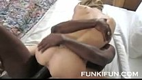 BBC FUCKS HA RD HES BLONDE WHORE STEPSISTER   YOU CAN FUCK HER TOO