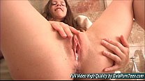 Avri blonde  masturbating fingers hot ftvsolo