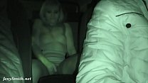 Screenshot Jeny Smith h as being caught naked on a back sea...