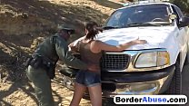 Screenshot Hot Latina c hick gets her holes inspected at th...