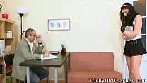 Screenshot Tricky Old T eacher - Tricky old teacher is at i...