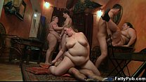 Screenshot Fat girl get s screwed in various positions