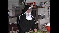 Screenshot German Nun A ssfucked In Kitchen