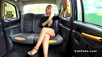 Screenshot Hot blonde g ets anal sex in fake taxi