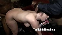 PAwg virgo t akes dick  gangbanged by romemajor don prince by hooded fuck