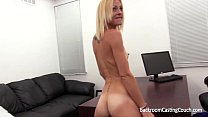 Screenshot Skinny blond e assfucked and loving it