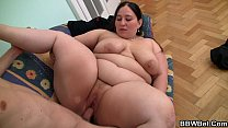Deep pussy t herapy for big belly plumper