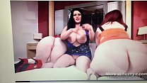 Screenshot Big ass marc y diamond booty whooty pawg in hot ...