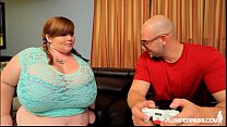 Screenshot BBW Gamer Le xxxi Luxe Gets Her Pussy and Mouth ...