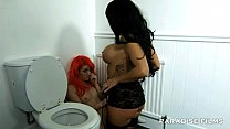 Screenshot PARADISE FIL MS Hot Lesbians in the toilet