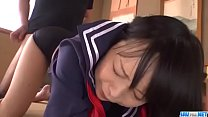 Cute, Yuri S akurai, gets pumped and made to swallow   More at jav net