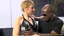 Hot cougar G emma More Offers Anal Sex To Black Man