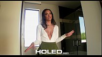 HOLED   Buye r inspects Realtor Gia Paige perfect ass in anal fuck
