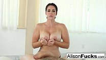 Screenshot Alison Tyler s Hot blowjob
