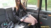 Fake Taxi ki nky customer underwear fetish