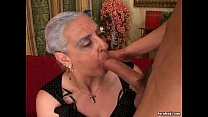 Screenshot Granny First  Huge Cock Anal