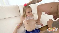 Hotshot fuck s a young slut hard
