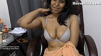 Screenshot Indian Tutor  seduces young boy pov roleplay in ...