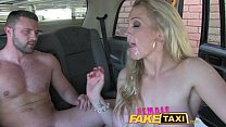 Screenshot Female Fake  Taxi Welsh lad gets a sweet surprise
