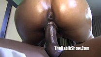 phat booty t hick sexy lusty red banged by bbc king kreme
