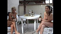 Mature blond e gets anal