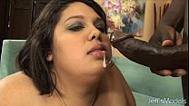 Fat Ass BBW  Lorelai Givemore takes black dick