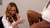 Screenshot An unusual i nterview with Carter Cruise and Cha...