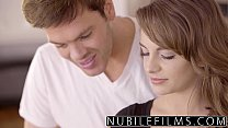 Screenshot Romantic sex  for Kimmy Granger ends with facial