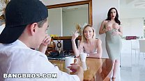 Screenshot BANGBROS - M ILF Chanel Preston Fucks Daughter's...
