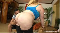 Fat Booty BB W Sashaa Juggs Is Used and Fucked By Huge Cock