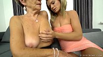 Screenshot Granny Malya  and her much younger friend's fres...