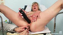 Screenshot Nada visits  her gyno doctor for mature pussy sp...