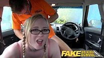 Screenshot Fake Driving  School Creampie for teen leaner wi...
