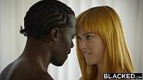 Screenshot BLACKED Germ an Teen Anny Aurora gets Monster Bl...