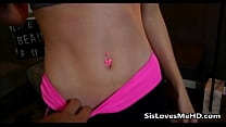 Screenshot Sexy Step Si ster Loves To Fuck - SisLovesMeHD.com