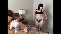 Screenshot Cute chubby  goth is a super hot fuck and loves ...