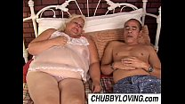 Screenshot Lovely Lisa  is a big beautiful blonde BBW who l...