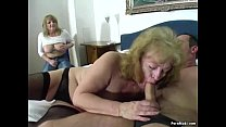 Two Granny O ne Dick