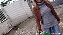 Screenshot Mofos - Hot  Euro blonde gets picked up on the s...