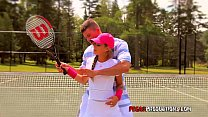 Screenshot Baise Torrid e au Tennis