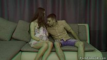 Screenshot Porn Films 3 D - Hungry for anal pleasure