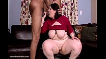 BIg Booty BB W Melody Monroe Fucks Her First Black Cock