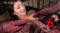 The Tentacle s Monster  Cindy Loarn