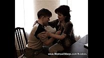 Screenshot Mature Sexua l Councelling With A Young Boy